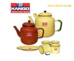 Kango Teapots and Mugs
