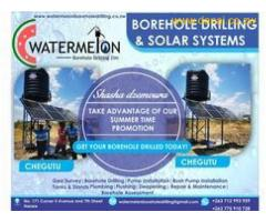 Borehole drillers