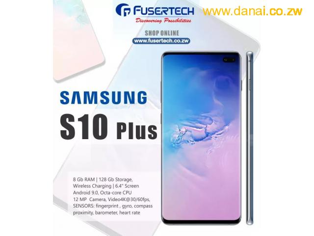 Samsung Galaxy S10 Plus