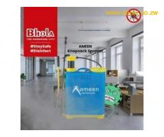 ameen knapsack sprayer