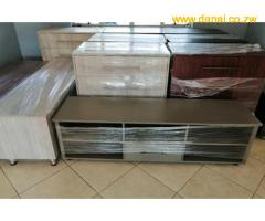 Shoe racks, chest of drawers and TV Stands