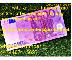 FINANCIAL HELP APPLY NOW AT AFFORDABLE INTEREST RATE OF 2%