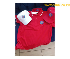 Branded Golf Tshirts & Caps