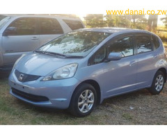 Honda Fit New Shape