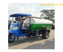 Tricycle Fuel Trucks