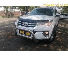 2018 Toyota Fortuner GD6a