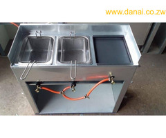 Industrial Gas stove manufacturer