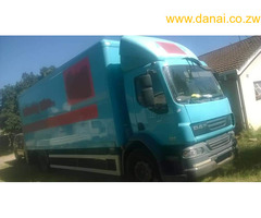 3ton to 30 ton trucks for hire in Zimbabwe