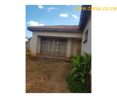 Reduced to go!! $60k Cash or Mortgage *COLD COMFORT HOUSE FOR SALE, HARARE WEST