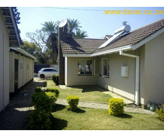 A neat 3bed house in Avonlea with a cottage for sale