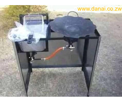 Gas Chip friers&Industrial stoves Manufacturer