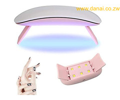 Mini Mouse LED Nail Lamp Powered by USB Cable
